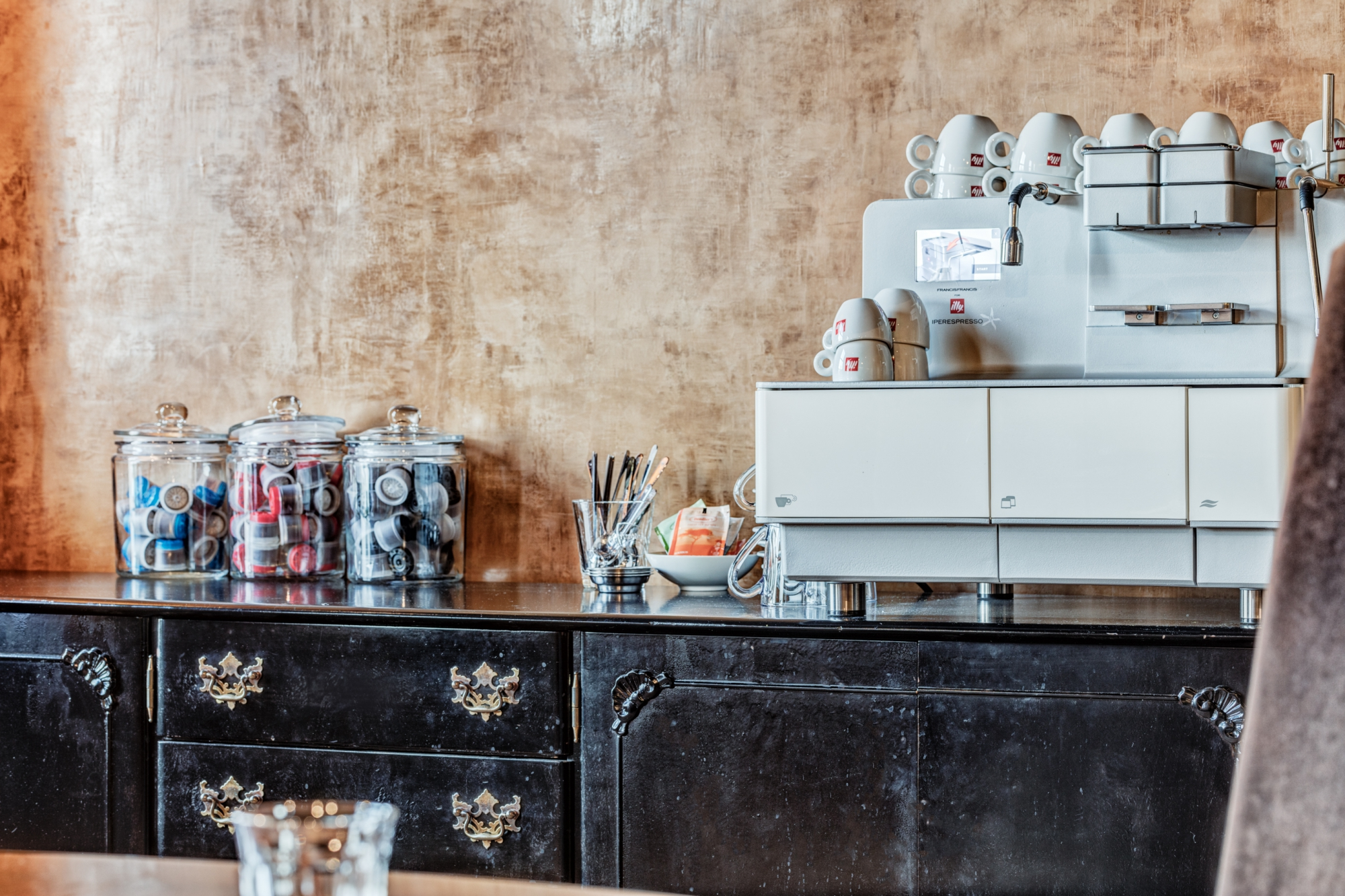 illy koffie machine