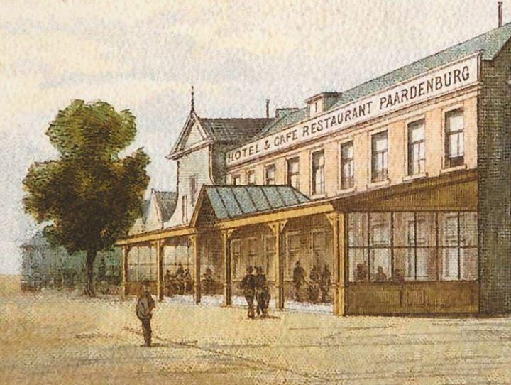 old brasserie