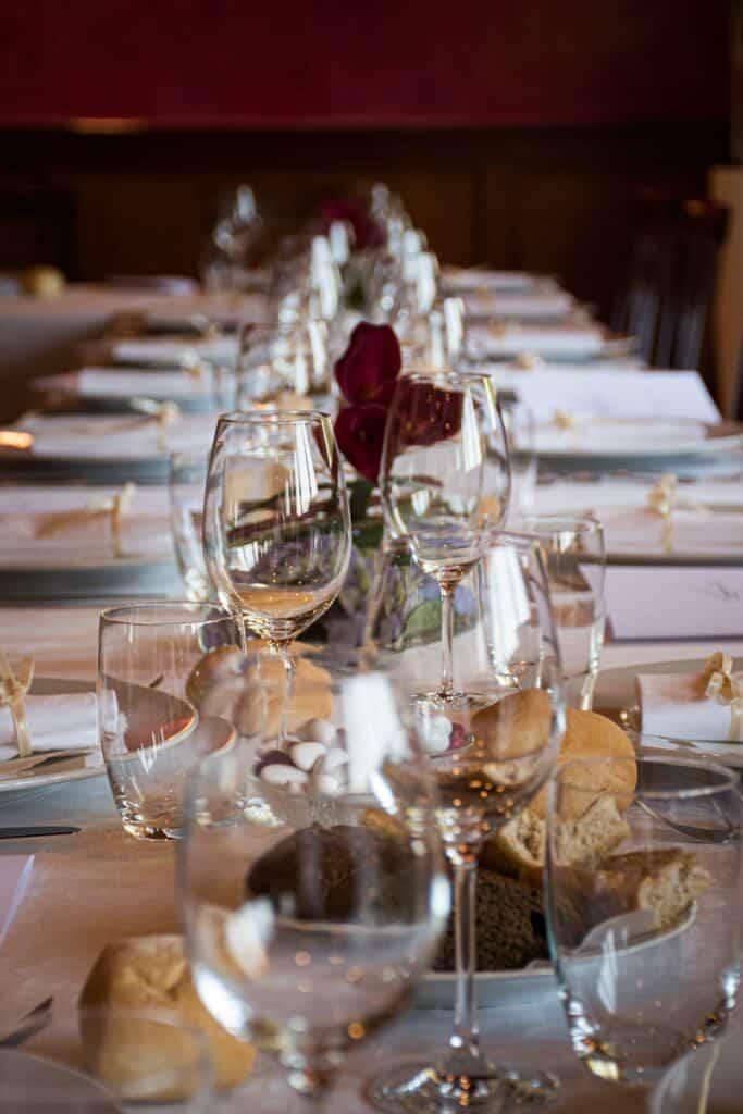 wijnproeverij en diner italiaanse wijnen - barolo
